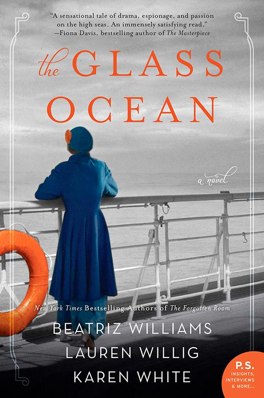 The Glass Ocean
